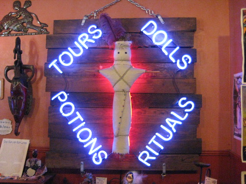 Tours, Dolls, Potions, Rituals