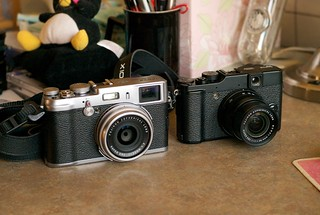 Fujifilm X-Series Cameras, February 25, 2012