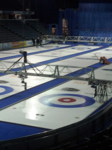 Getting the Enmax ready for Curling by benjamin_rowley78