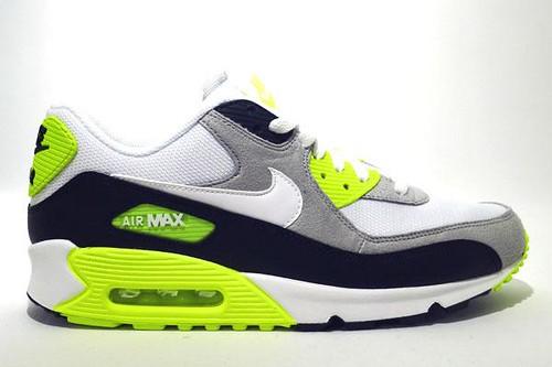 Nike Air Max 90 Volt/Grey