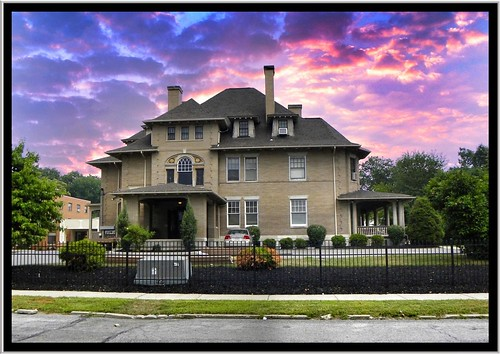 county new sunset sky castle home architecture walking lawrence king tour district hill north colonial first style bank historic edward pa national restored register mansion 1001nights revival nrhp 1001nightsmagiccity onasill omniprence