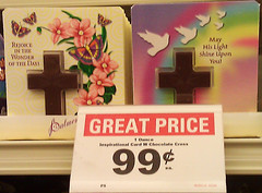 Easter cross?