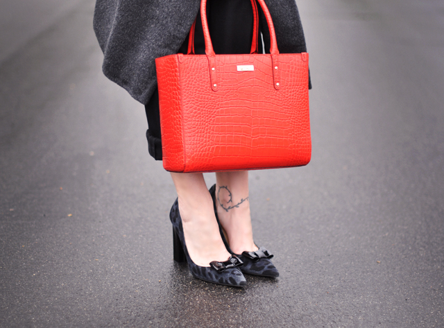 bag and shoes- kate spade  - fashion