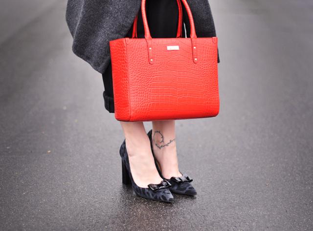 bag and shoes- kate spade  - fashion