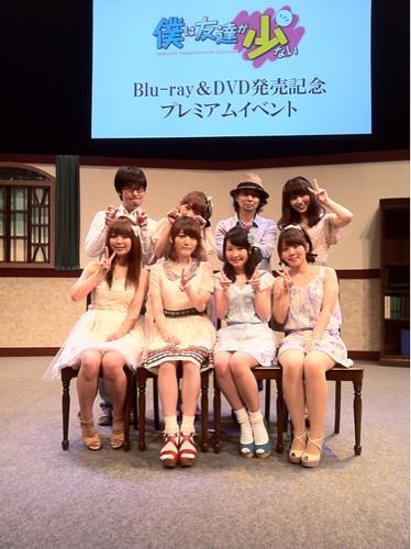 120507(1) – 嶄新OVA《僕は友達が少ない》第13話『小說接力篇』將在9/26推出!