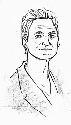 Doodle Portrait