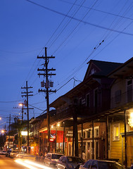 Frenchmen Street - New Orleans, Louisiana