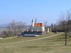 A kápolna Sitke szélén