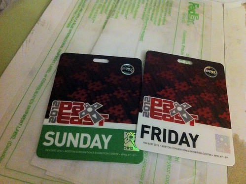 Pax East Badges
