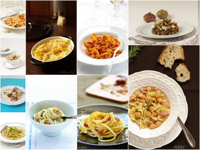 I love pasta!