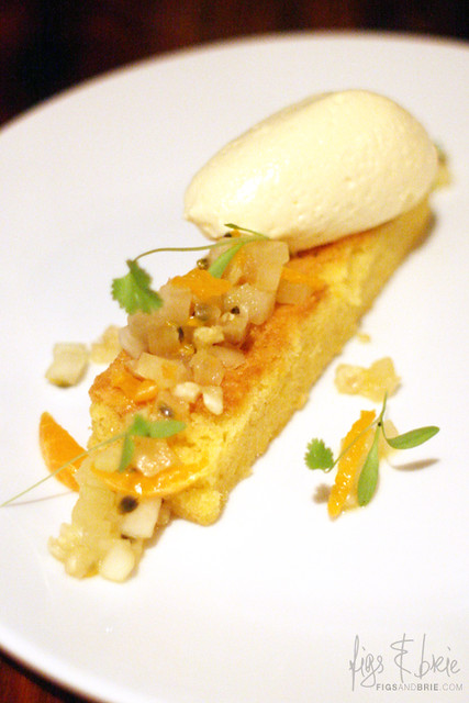 Orange Polenta Cake, Spencer Guthrie