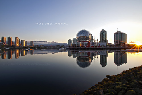 false creek daybreak.