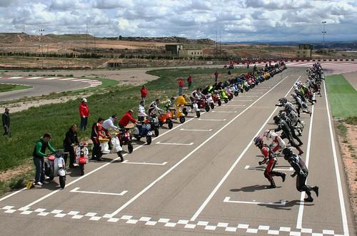 6 Horas Vespa 2012 Motorland Aragon