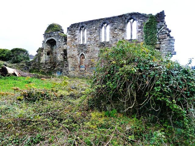 Kerelaw Castle, Stevenston