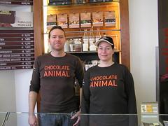 FF DIN Chocolate Animal