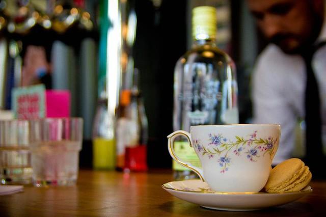 Granny Sloane's Tea Time Tipple