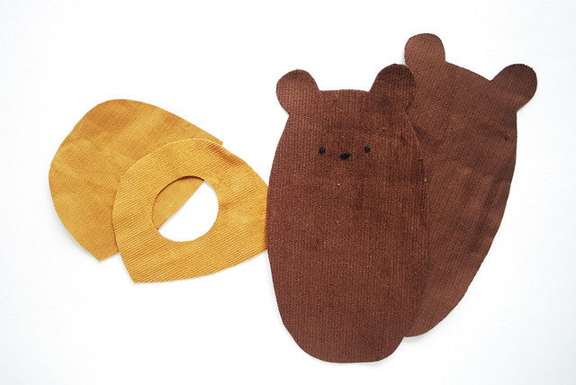 ewok pieces