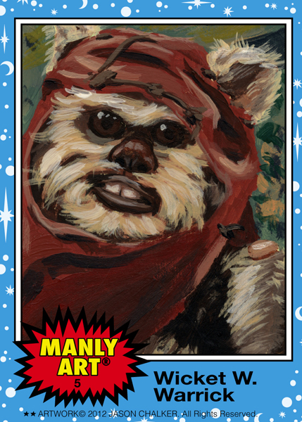 May the Fourth Be With You Card #5