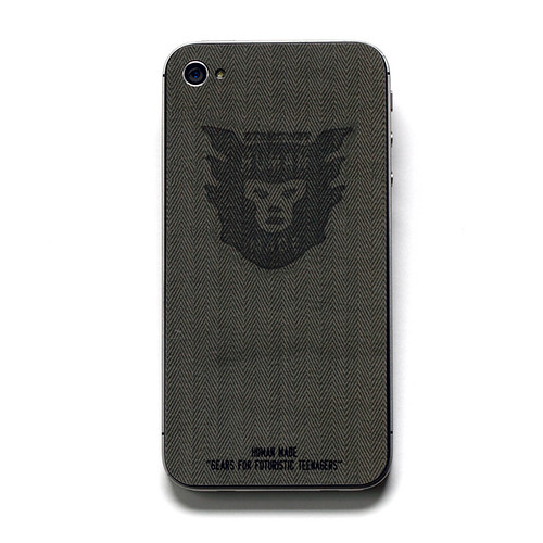 HM4-G-019HM iPHONE4 STICKER #C