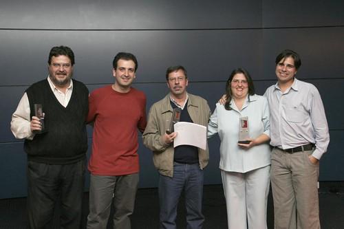 10º Prêmio Sangue Novo (2005)