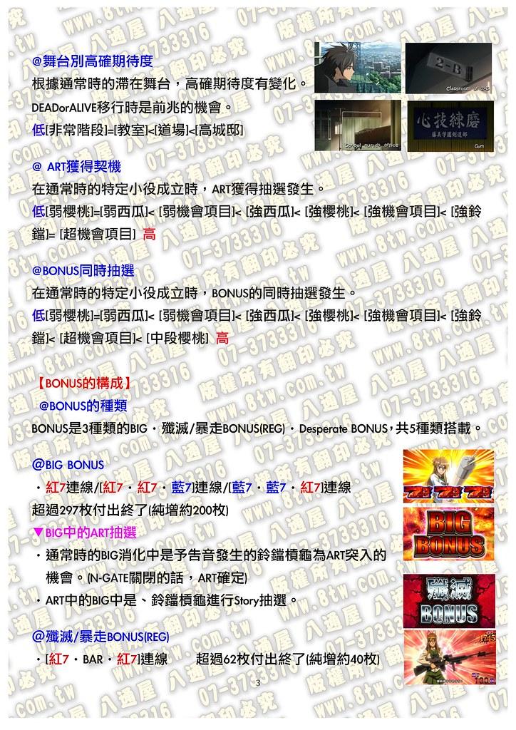 S0148 S0148 學園默示錄HIGH SCHOOL OF THE DEAD 中文版攻略_Page_04
