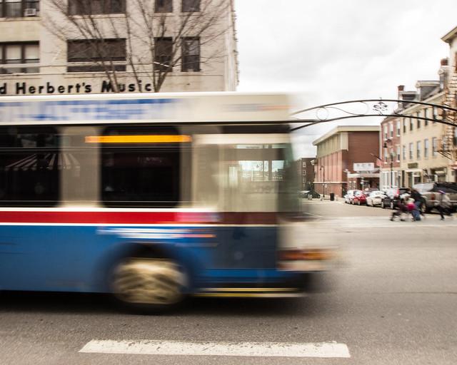 Elm Street Bus