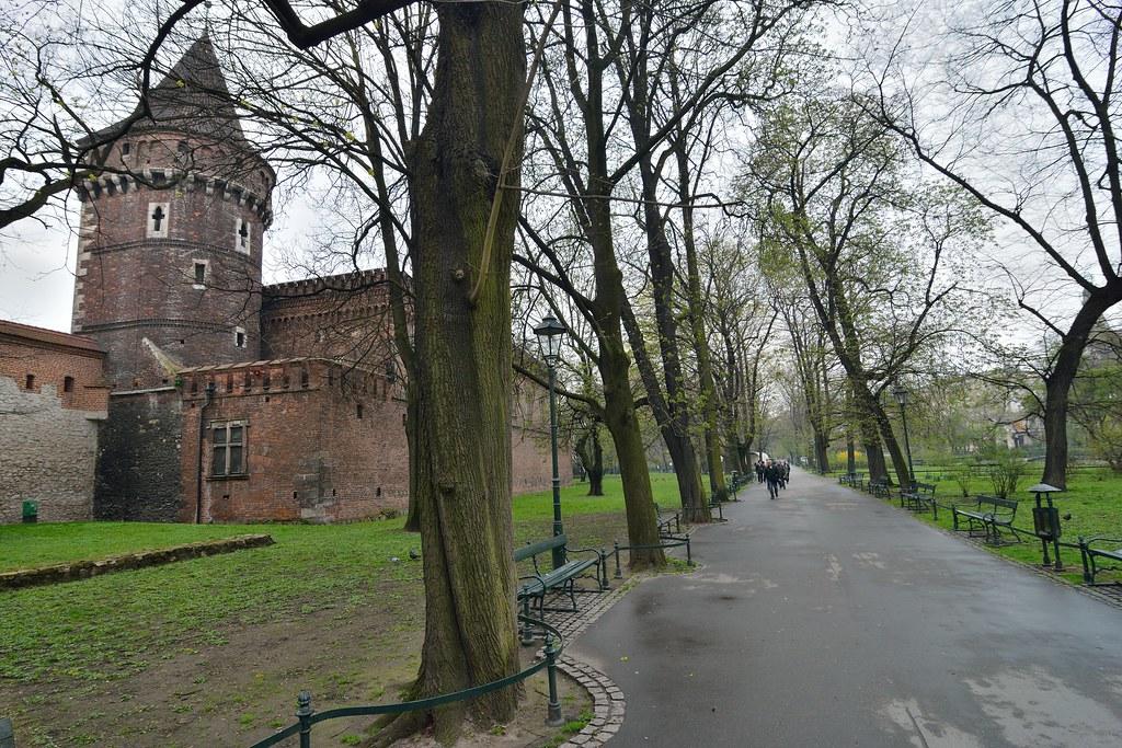 Krakowskie Planty