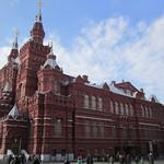 Transsibérien - Moscou - La place rouge