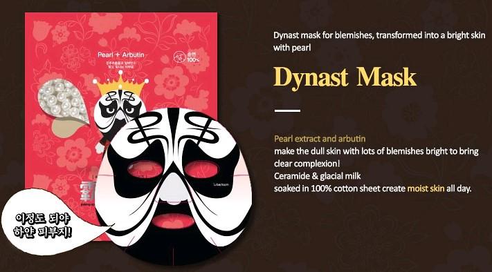 dynast mask