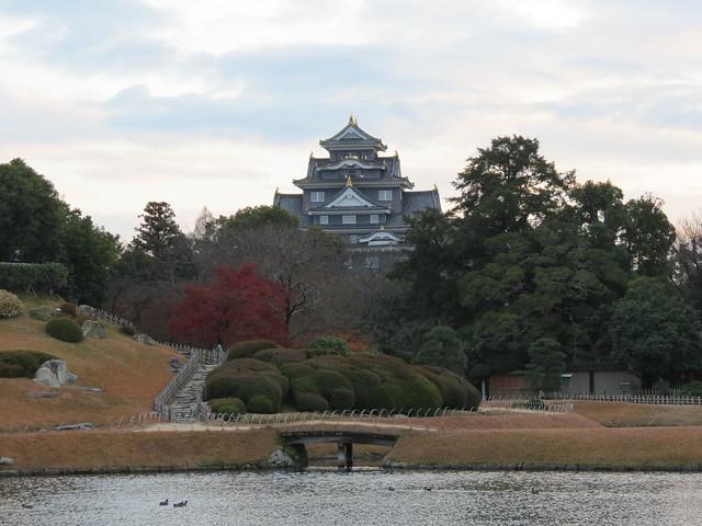 Korakuen & Okayama Castle