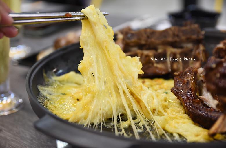 打啵G台中韓式料理烤肉串菜單menu價位31