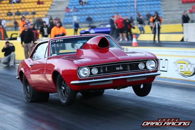 Rowe Memorial Super Stock Classic at Calder Park Raceway