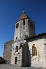 Eglise de Puynormand
