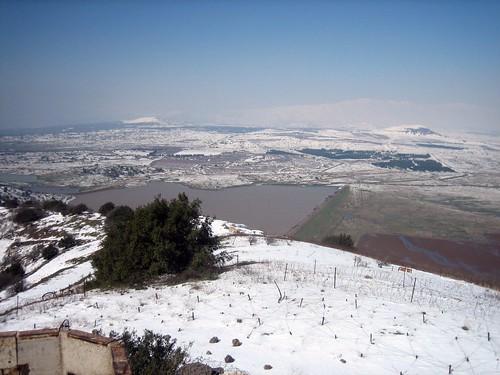 israel golanheights mountbental