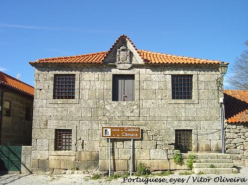 Antiga Casa da Cadeia e da Câmara - Lapa - Portugal