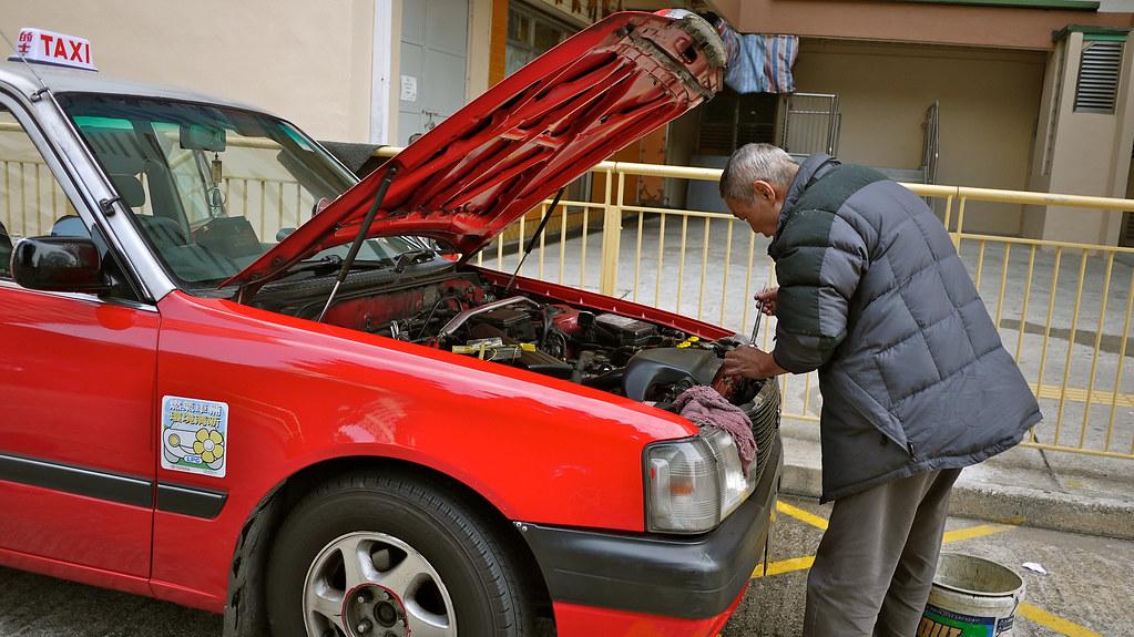 Taxi Mechanic