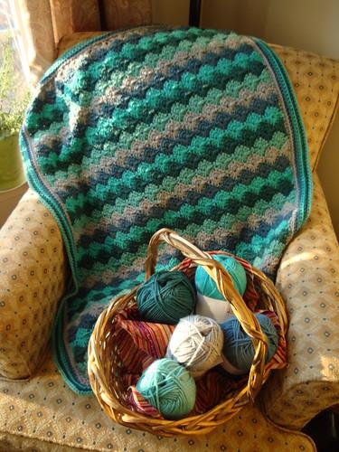 Variation Blanket 06