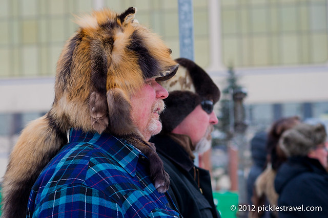Fur Hats, Man!