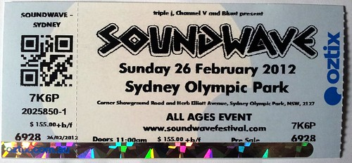 the sisters gig^H^Hsoundwave