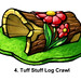 Log Crawl drawing