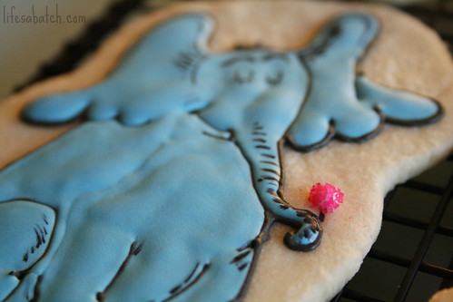 Horton Hears a Who Cookie.