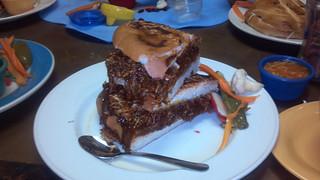Massive Mole Torta
