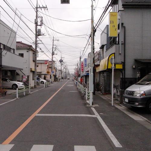 細田中央通り商店街