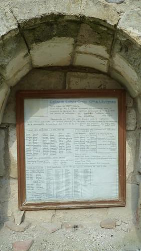 Lévignac-de-Guyenne - L'Eglise de Sainte Croix 06