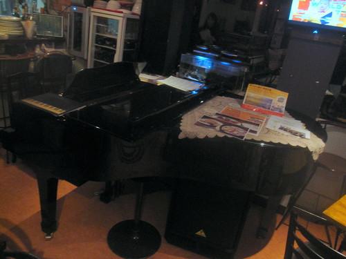 ピアノ@リングラツィオ(江古田)