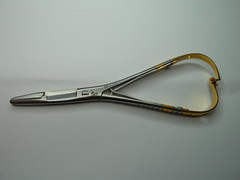 Dr Slick mitten scissor clamps