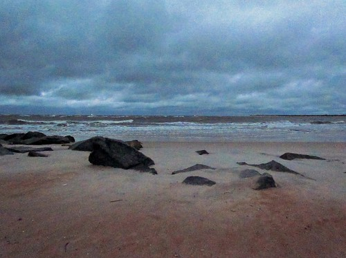 Stormy Dawn at Vilano Beach 2