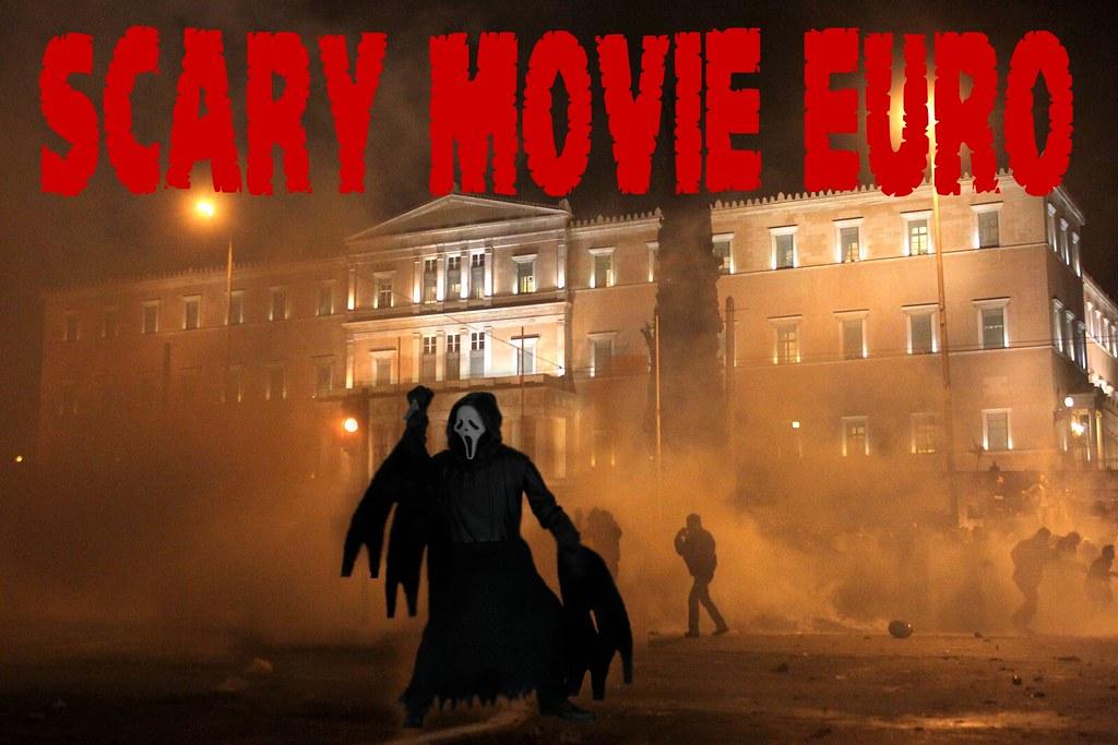 SCARY MOVIE EURO