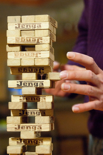 Jenga.3 by Herman Rhoids, on Flickr