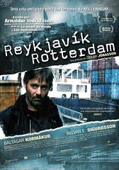 Reykjavik-Rotterdam poster película